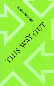 Cover of: This way out