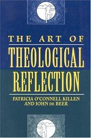 Cover of: The art of theological reflection