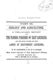 Cover of: Geology and agriculture