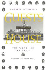 Cover of: Guests in their own house | Carmel Elizabeth McEnroy