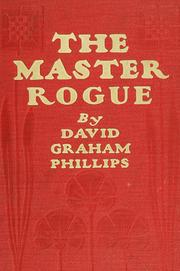 Cover of: master-rogue | David Graham Phillips