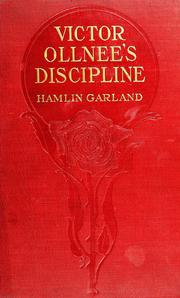 Cover of: Victor Ollnce's discipline