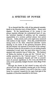 Cover of: A Spectre Of Power
