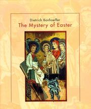 Cover of: The mystery of Easter