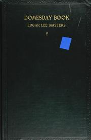 Cover of: Domesday book