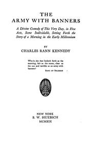 Cover of: army with banners | Charles Rann Kennedy