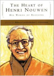 Cover of: The Heart of Henri Nouwen