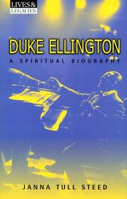 Cover of: Duke Ellington | Janna Tull Steed