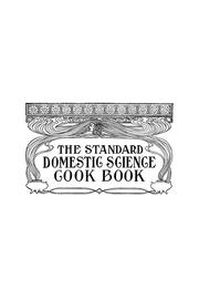 Cover of: The standard domestic science cook book | William Henry Lee