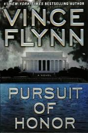 Cover of: Pursuit of honor: a novel