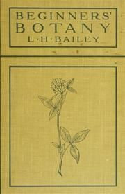 Cover of: Beginners botany