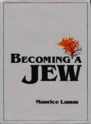 Cover of: Becoming a Jew