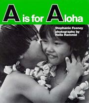 Cover of: A is for aloha