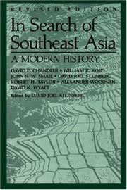 Cover of: In search of Southeast Asia
