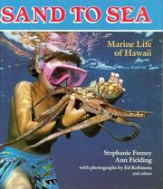 Cover of: Sand to sea
