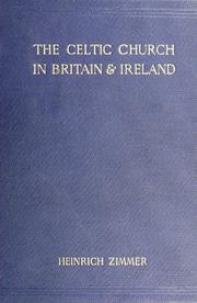 Cover of: The Celtic Church in Britain and Ireland