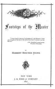 Cover of: Footsteps of the master