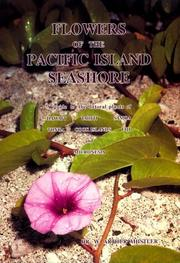 Cover of: Flowers of the Pacific Island Seashore | W. Arthur Whistler