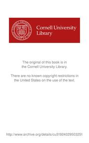 Cover of: A history of the Cambridge university press 1521-1921