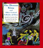 Cover of: The demon king and other festival folktales of China