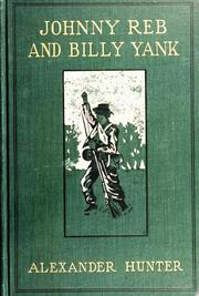 Cover of: Johnny Reb and Billy Yank