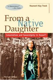 Cover of: From a native daughter