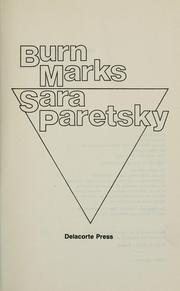 Cover of: Burn marks