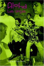 Cover of: Aloha Las Vegas and Other Plays