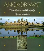 Cover of: Angkor Wat | Eleanor Mannikka