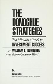 Cover of: The Donoghue strategies