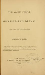 Cover of: The young people of Shakespeare