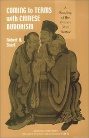 Cover of: Coming to Terms With Chinese Buddhism | Robert H. Sharf