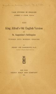 Cover of: King Alfred