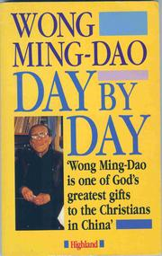 Cover of: Day by Day by Wong Ming-Dao