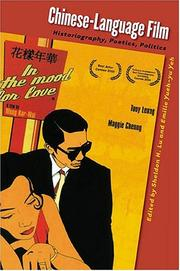 Cover of: Chinese-Language Film