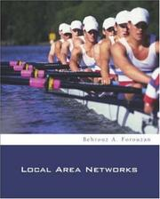 Cover of: Local Area Networks | Behrouz A. Forouzan