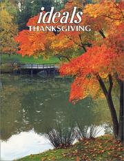 Cover of: Ideals Thanksgiving | Michelle Burke