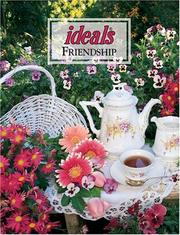 Cover of: Ideals Friendship 2004 (Ideals Friendship) |