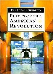 Cover of: The Ideals guide to places of the American Revolution
