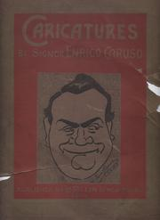 Cover of: Caricatures