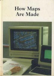 Cover of: How maps are made