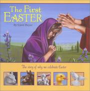Cover of: The First Easter