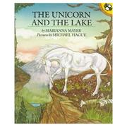 Cover of: The unicorn and the lake