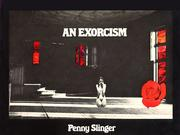 Cover of: An exorcism | Penny Slinger