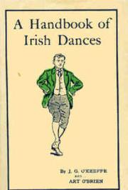 Cover of: A handbook of Irish dances