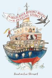 Cover of: The mysterious Benedict Society and the perilous journey