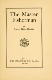 Cover of: The Master Fisherman