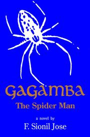 Cover of: Gagamba, the spider man