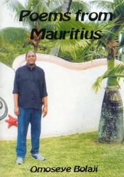 Cover of: Poems from Mauritius