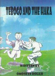 Cover of: Tebogo and the Haka